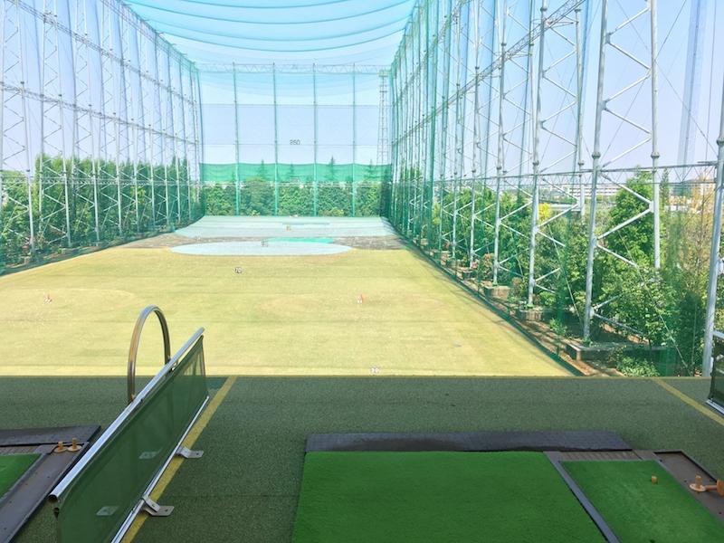 ゴルフ練習場_イメージ
