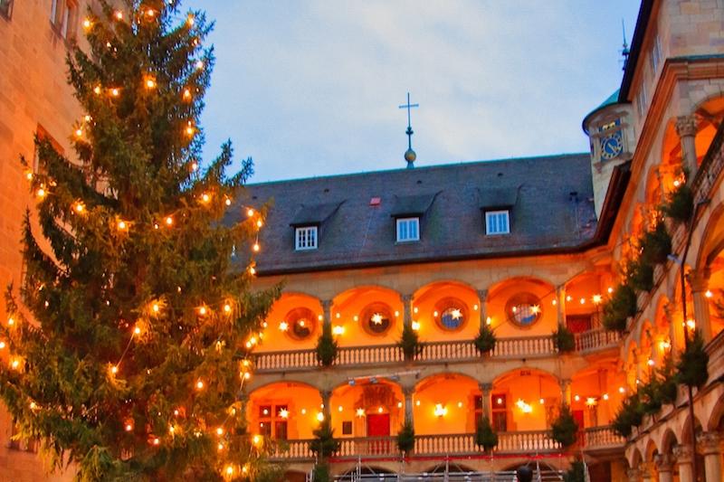 クリスマスの街並み_イメージ